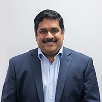 Prabhu Krishnamoorthy - Founder & Director